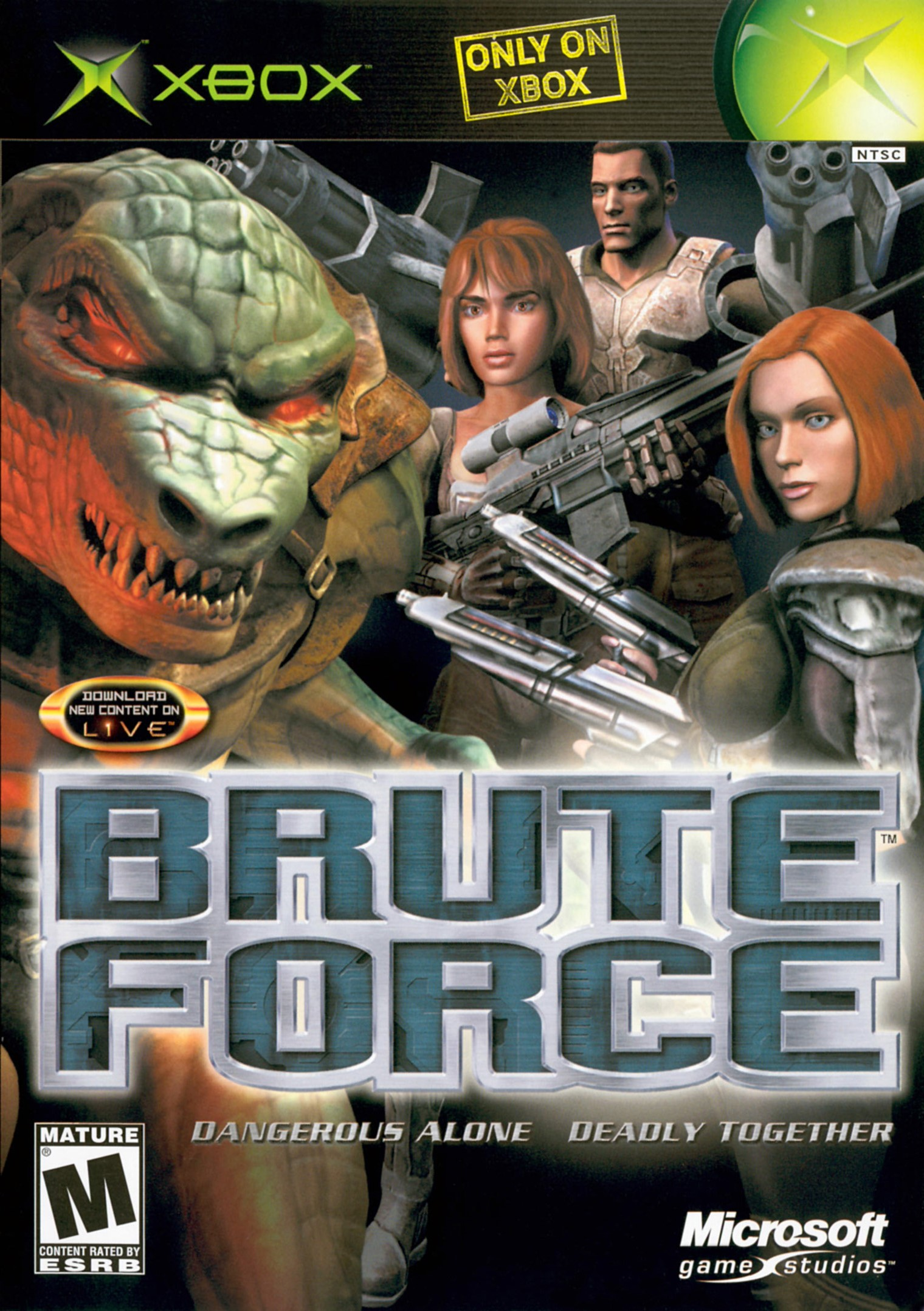 Bruteforce Xbox